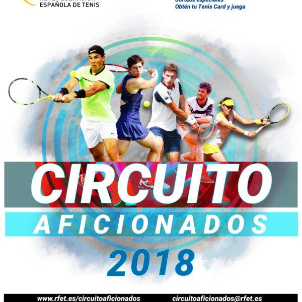 Circuito Aficionados de Tenis 2018